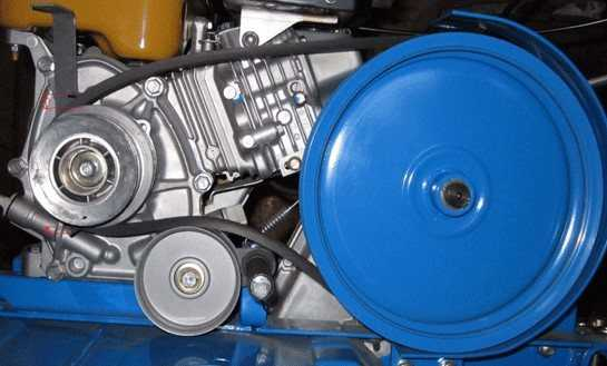 двигатель мотоблока мб